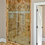 Frameless Shower 1