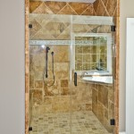 Frameless Shower 3