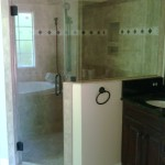 Frameless Shower Door 7
