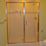 Semi-Frameless Shower 4