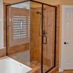 Semi-Frameless Shower 7