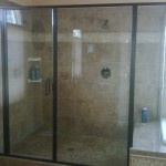 Semi-Frameless Shower Door 3